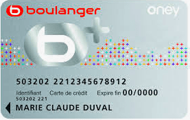 Carte Revolving Boulanger.Carte Revolving Avec Reserve D Argent Sans Justificatif