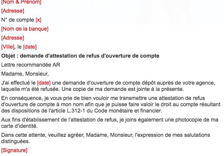 modele de lettre pour dossier surendettement Nouvelle Loi 2018 Surendettement Banque de France | Crédit Social modele de lettre pour dossier surendettement